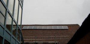 Dachanlage-Großbardorf -9,880 kWp