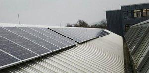 Dachanlage-Bad Neustadt an der Saale -9,880 kWp