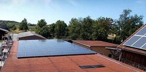 Dachanlage-Bad Rodach
